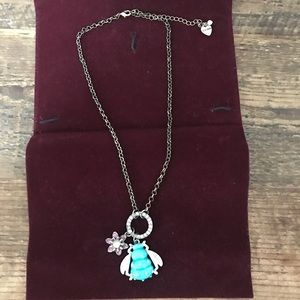 Betsey Johnson Bee Necklace